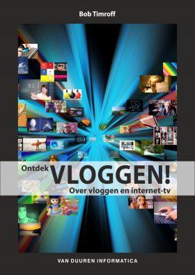 Boek Ontdek Vloggen